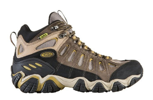 Men's Oboz Sawtooth Mid Waterproof Hiking Boots