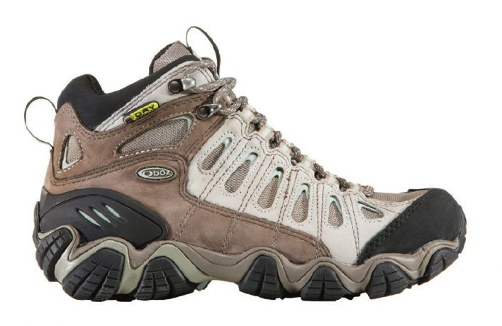 Women's Oboz Sawtooth Mid Waterproof Hiking Boots