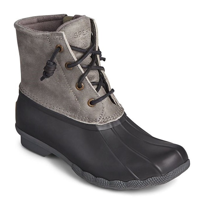 Sperry Women's Saltwater Duck Boot - Grey