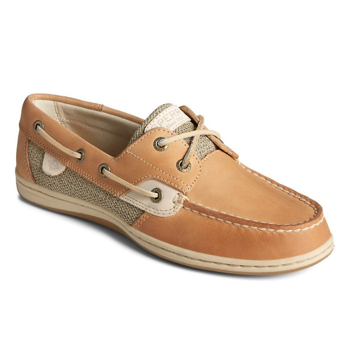 Sperry Women's Koifish Boat Shoe - Linen Oat