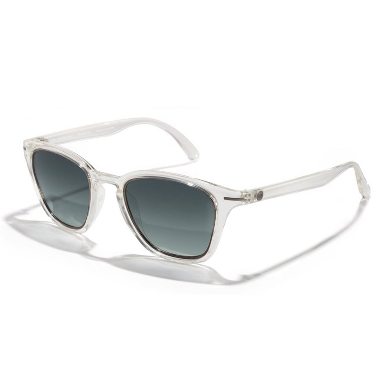Sunski Andiamo Sunglasses - Clear Forest