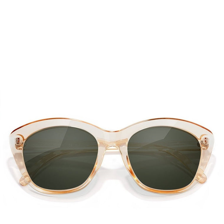 Sunski Mattina Sunglasses - Champagne Forest