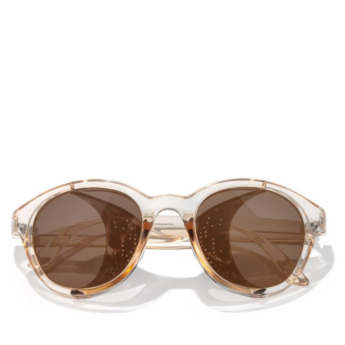 Sunski Volante Sunglasses - Champagne Brown