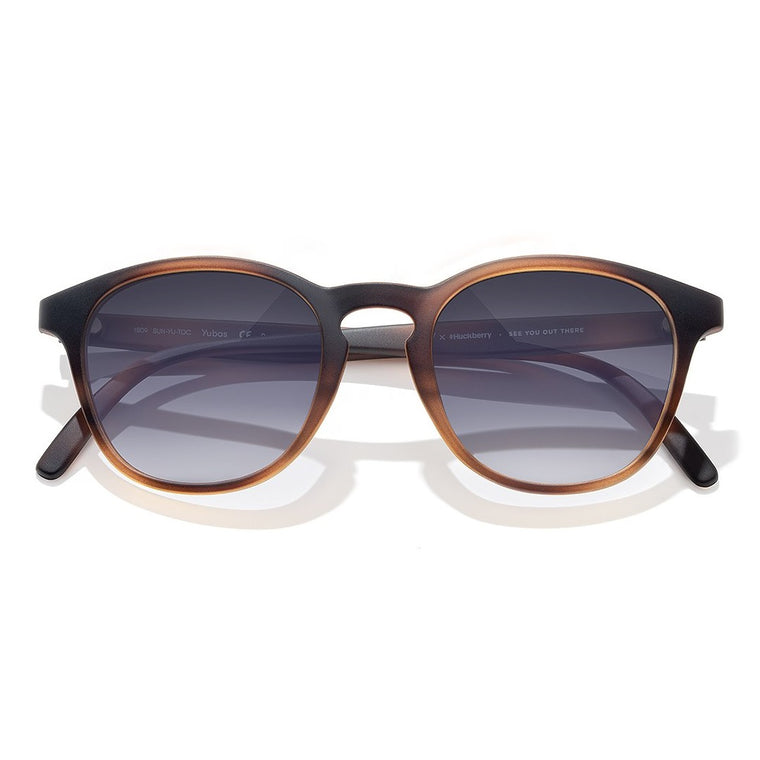 Sunski Yuba Sunglasses - Tortoise Ocean