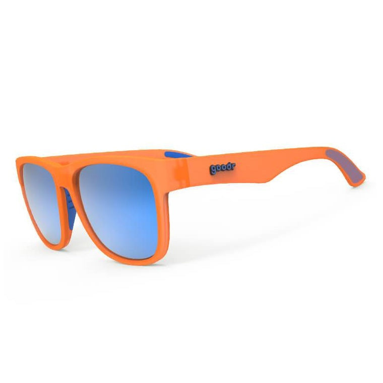 goodr Sunglasses The BFGs - That Orange Crush Rush