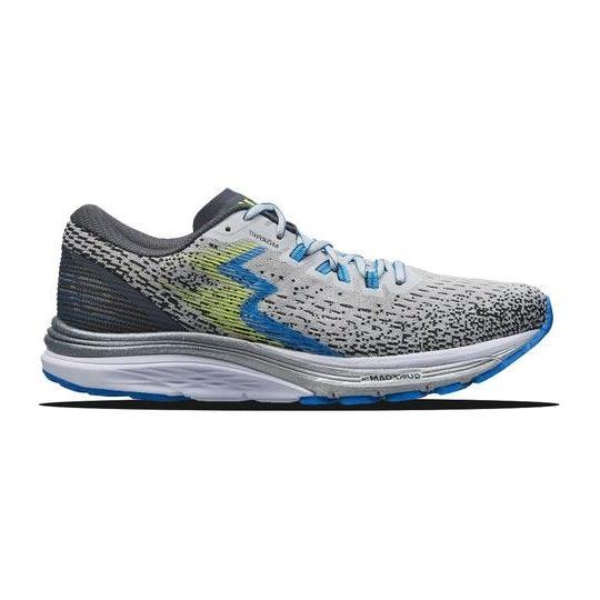 361 Degrees Men's Spire 4 Running Shoes - Microchip/Ebony