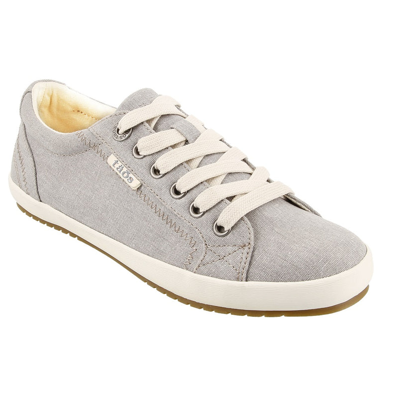 Women's Taos Star Sneaker in Grey