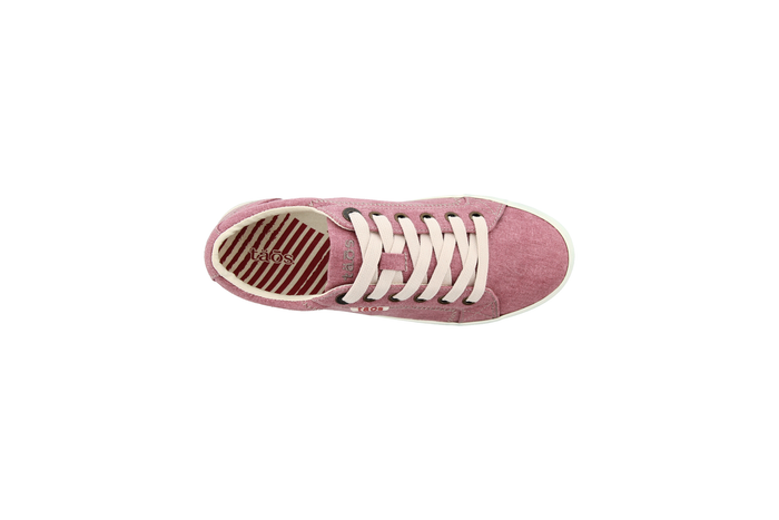 Women's Taos Star Sneaker in Rose