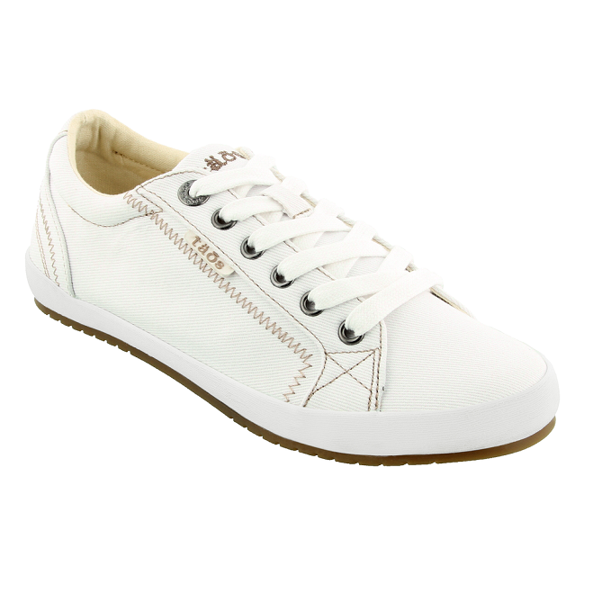 Women's Taos Star Sneaker - White