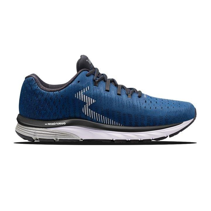 361 Degrees Men's Strata 4 Running Shoes - Poseidon/Black