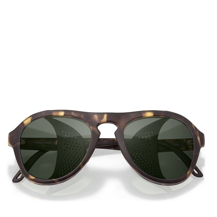Sunski Treeline Sunglasses - Tortoise Forest