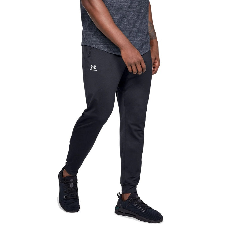 Under Armour Men's UA Sportstyle Joggers - Black