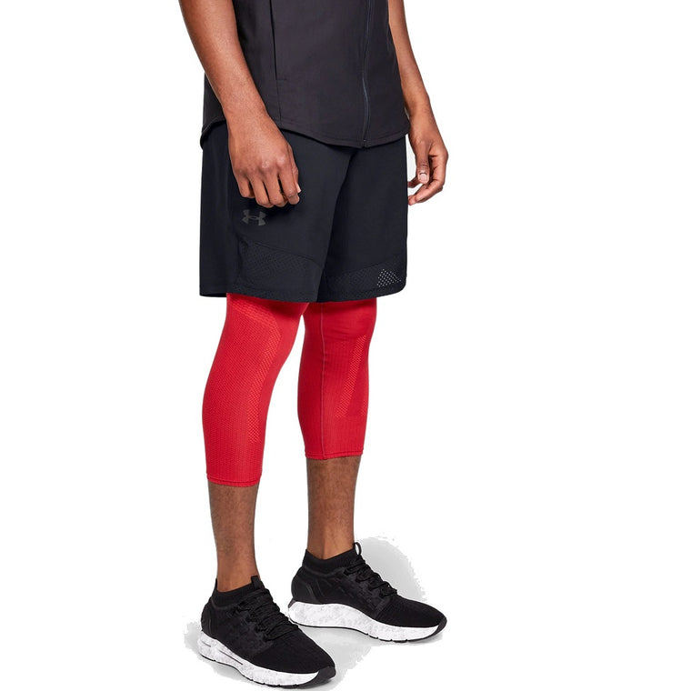 Under Armour Men's UA Vanish Woven Shorts - Black/Jet Gray