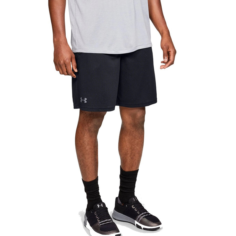 Under Armour Men's UA Tech Mesh Shorts - Black/Pitch Gray