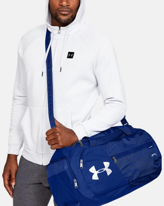 Under Armour UA Undeniable Duffel 4.0 Small Duffle Bag - Royal/Silver