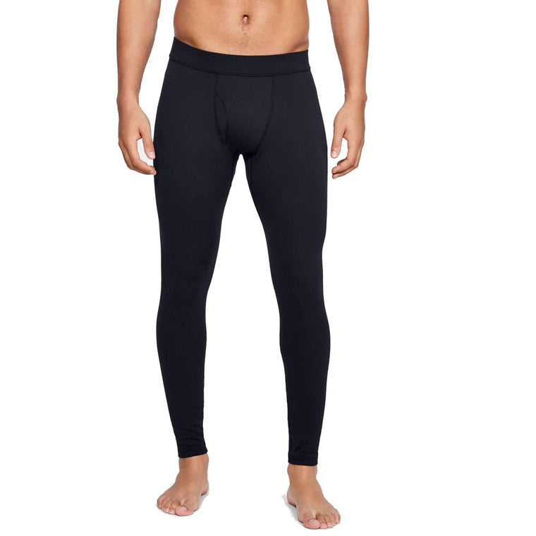 Men's Under Armour ColdGear Base 2.0 Outdoor Leggings - Black