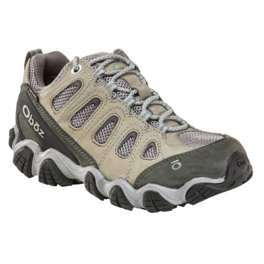 Women's Oboz Sawtooth II Low Waterproof - Frost Gray/Sage
