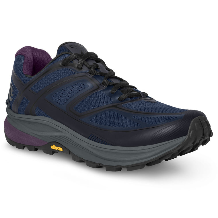 Women's Topo Athletic Ultraventure Trail Running Shoes - Navy/Plum