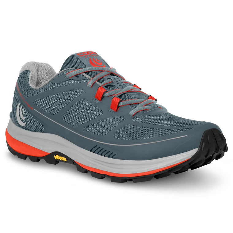 Women's Topo Athletic Terraventure 2 Trail Running Shoes - Slate/Poppy