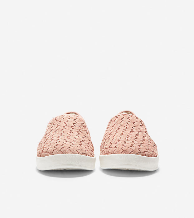 Women's Cole Haan GrandPro Spectator Slip On Sneaker - Misty Rose