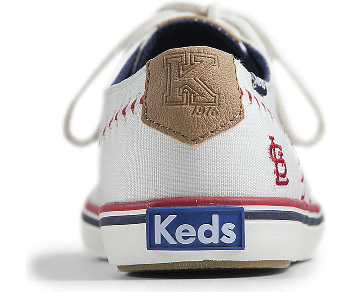 Women's Keds Champion MLB Pennant Shoes - St. Louis Cardinals