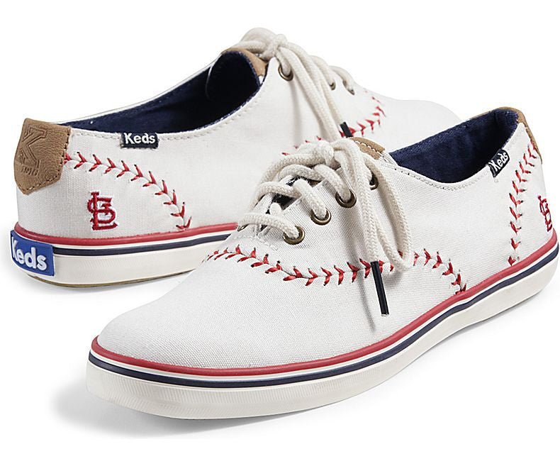 Women's Champion MLB Pennant Shoes - St. Louis Cardinals