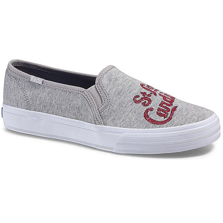 Women's Keds Double Decker MLB Sneaker - St. Louis Cardinals