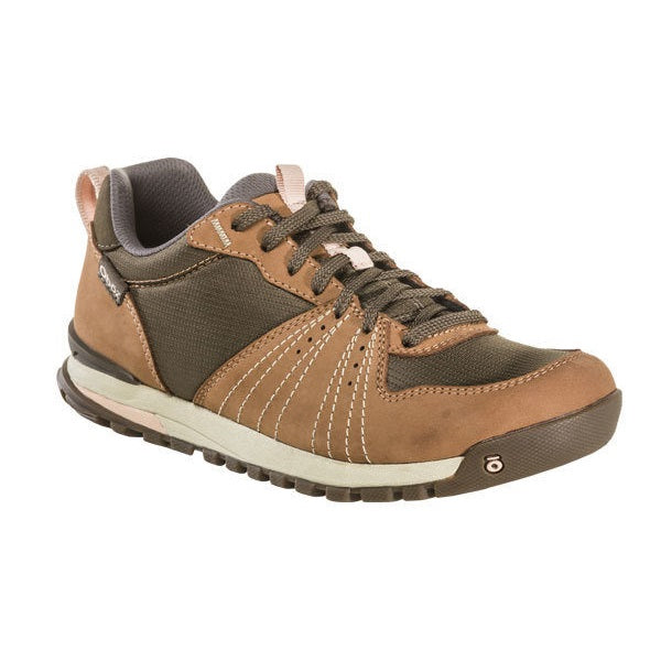 Oboz Women's Bozeman Low - Chipmunk
