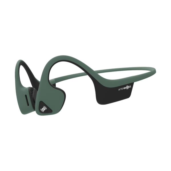 AfterShokz Air Open-Ear Lifestyle/Sport Headphones - Forest Green