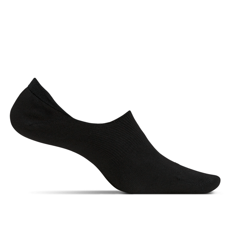 Feetures Women's Hidden Socks - Black