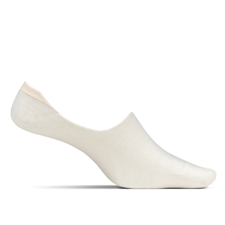 Feetures Women's Hidden Socks - Natural