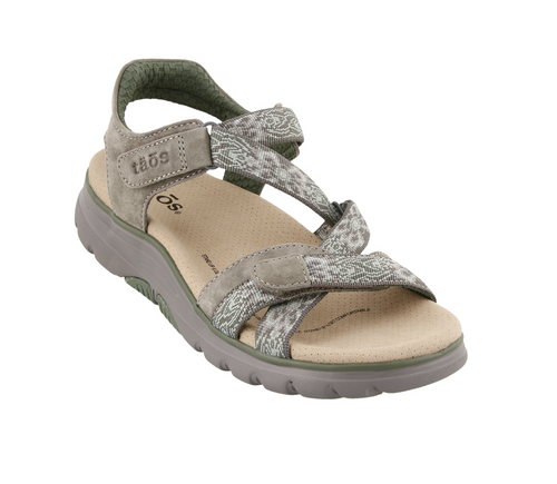 Women's Zen Active Sandal - Grey/Sage