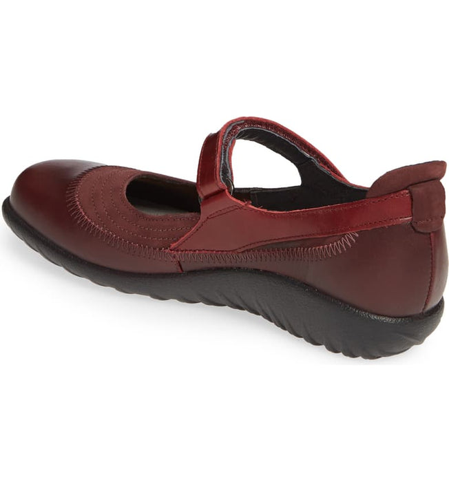 Women's Naot Kirei Mary Jane - Violet/Bordeaux/Rumba