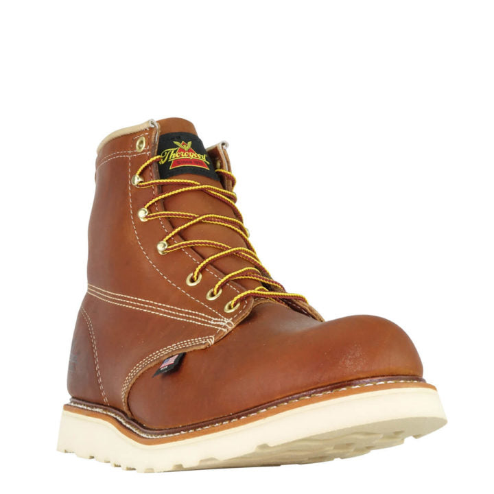 Thorogood Men's 814-4355 Work Boots - Tobacco