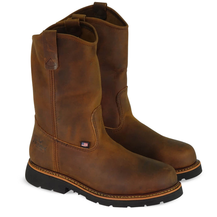 Thorogood Men's 804-3310 Work Boots - Crazyhorse