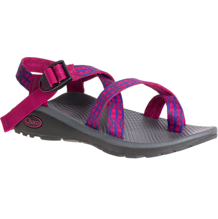 Women's Chaco ZCLOUD 2 Sandal in Berry Anemone