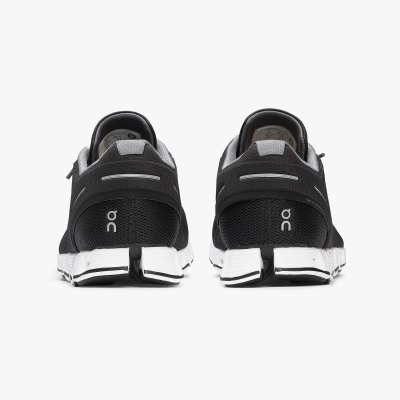 On Men's Cloud Active Shoes - Black/White