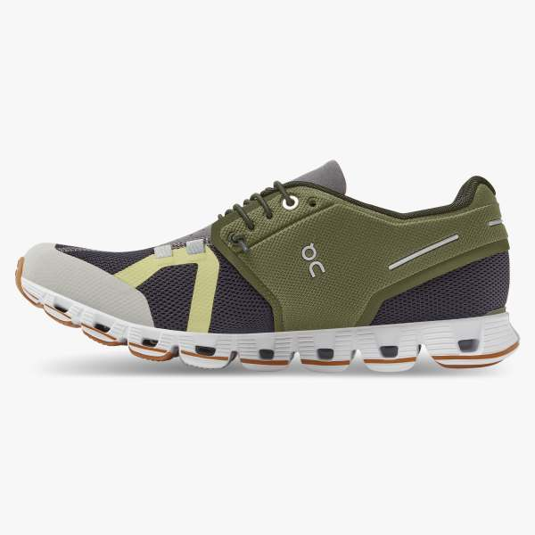 On Women's Cloud 70 | 30 Running Shoes - Reed/Damson