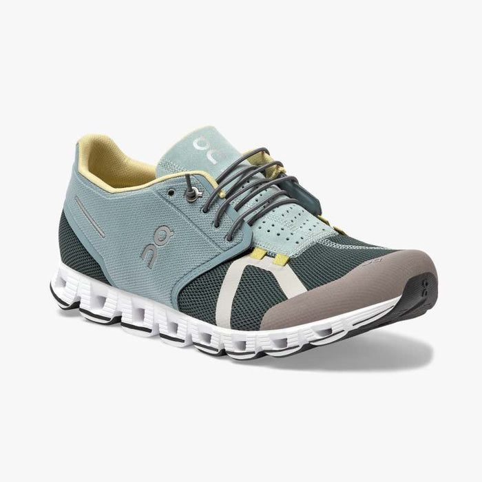On Men's Cloud 70 | 30 Running Shoes - Cobble/Jungle