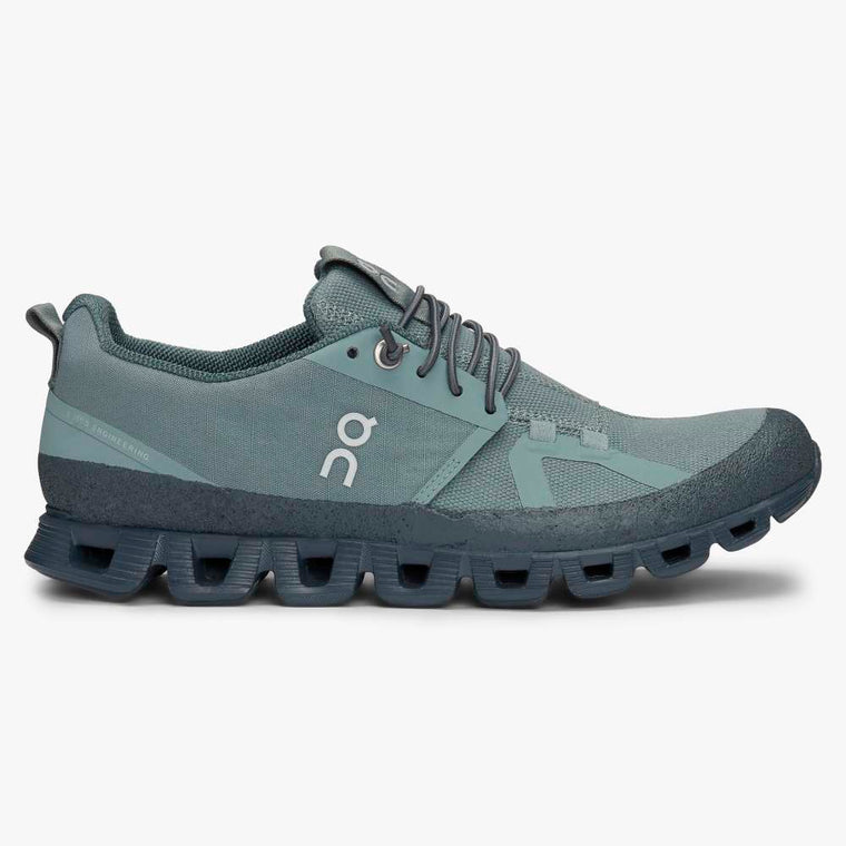 On Women's Cloud Dip Active Shoes - Sea/Stone
