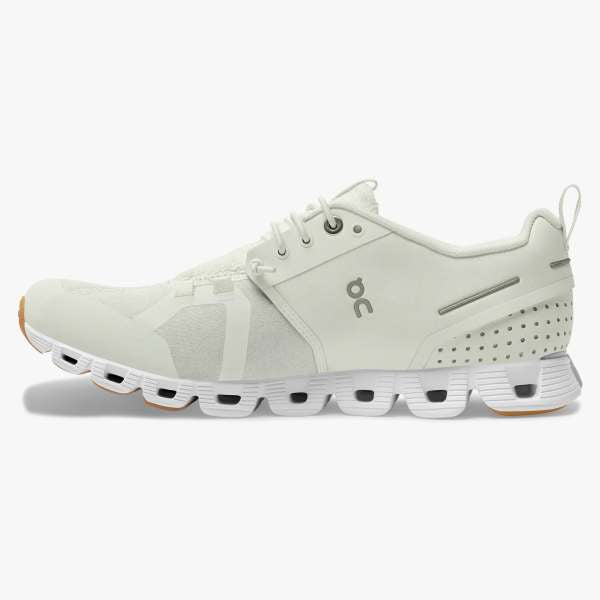 On Women's Cloud Terry Running Shoes - White