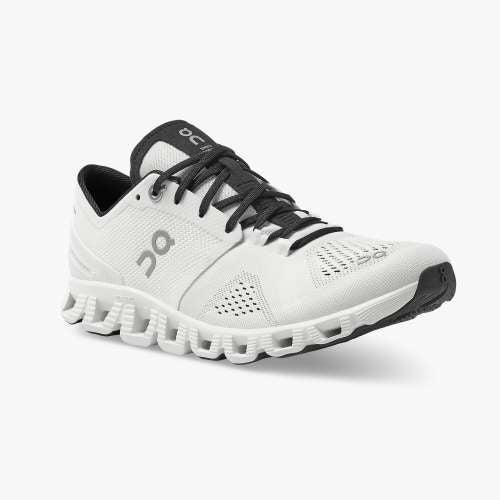 On Women's Cloud X Training Shoes - White/Black
