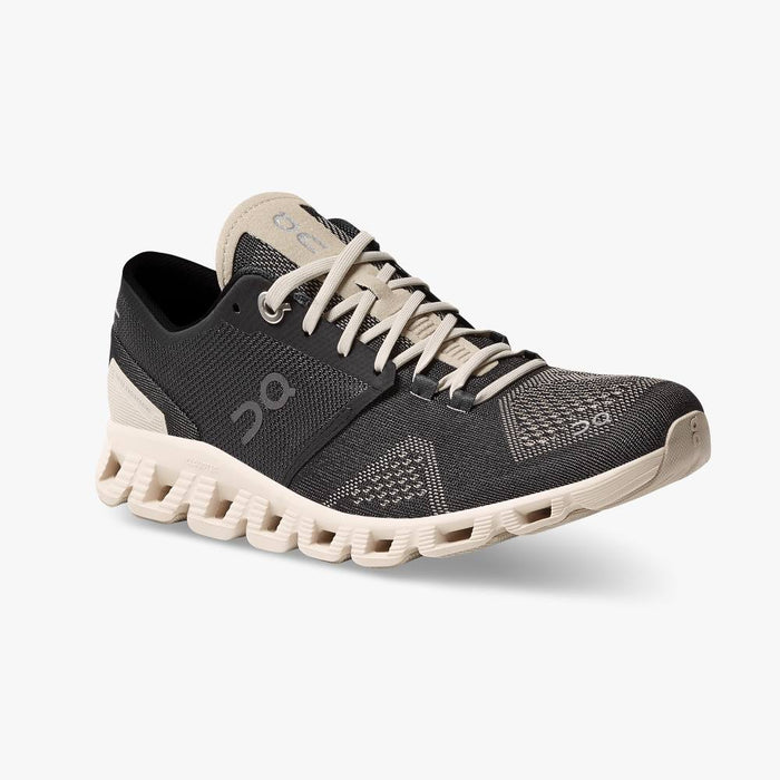 On Women's Cloud X Training Shoes - Black/Pearl