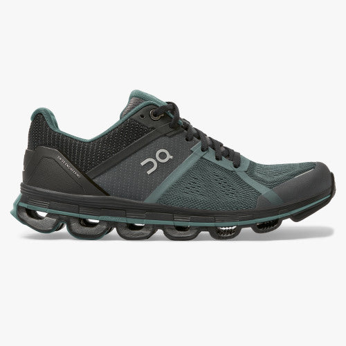 Women's On Cloudace Running Shoes - Graphite/Olive
