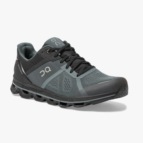 On Men's Cloudace Running Shoes - Graphite/Rock