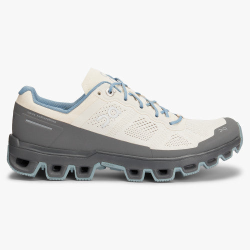 On Women's Cloudventure Trail Running Shoes - Sand/Wash