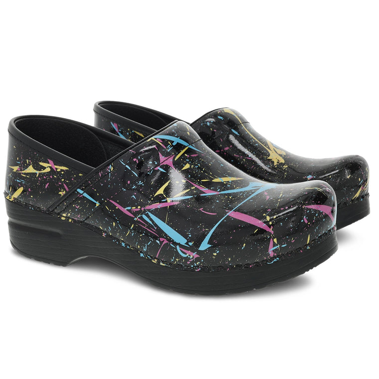 Women's Dansko Professional - Color Splash Patent