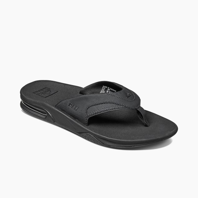 Men's Reef Fanning - All Black