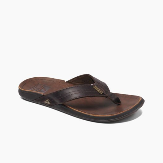 Men's Reef J-Bay III - Dark Brown/Dark Brown