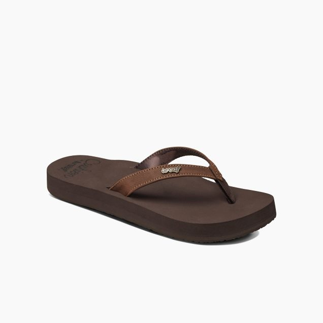 Women's Reef Cushion Luna - Brown